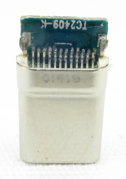 USB-C breakout board (reverse view)