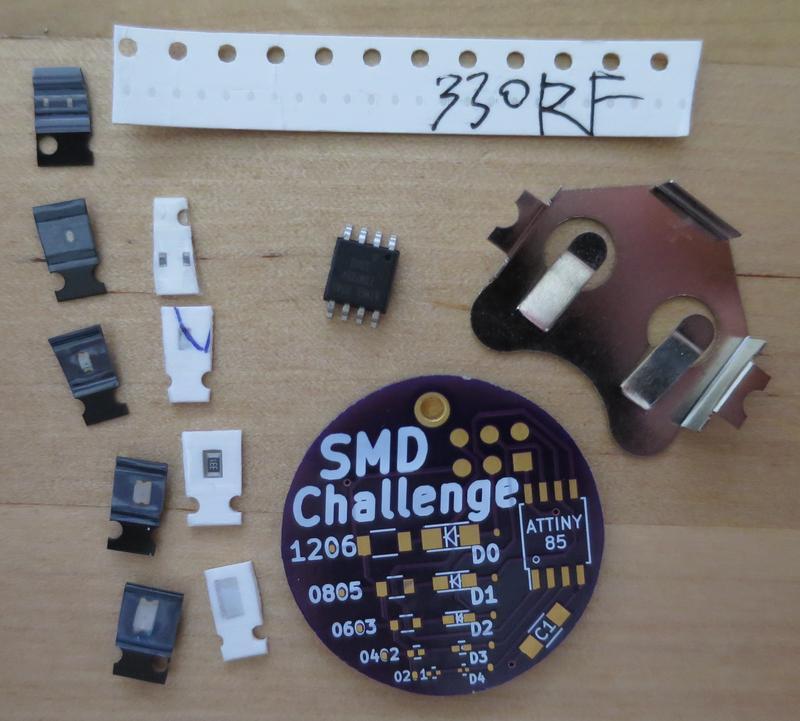 Self-compiled kit